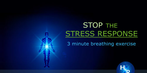 Strategies For Stress; Control How You Respond.